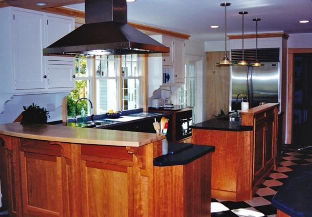 Farm Style Kitchen Cabinet