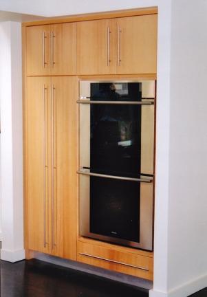 Contemporary Kitchen Cabinet