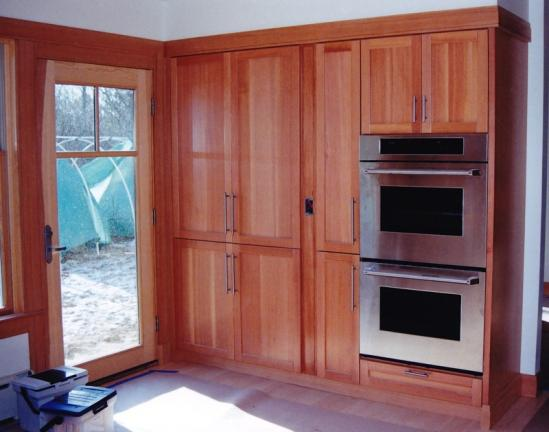 Contemporary Fir Kitchen