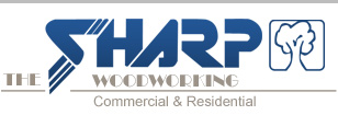 Sharp Woodworking - Residential